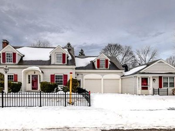 4 bed 3 bath Single Family at 203 Lindbergh Ave Needham, MA, 02494 is for sale at 829k - 1 of 17