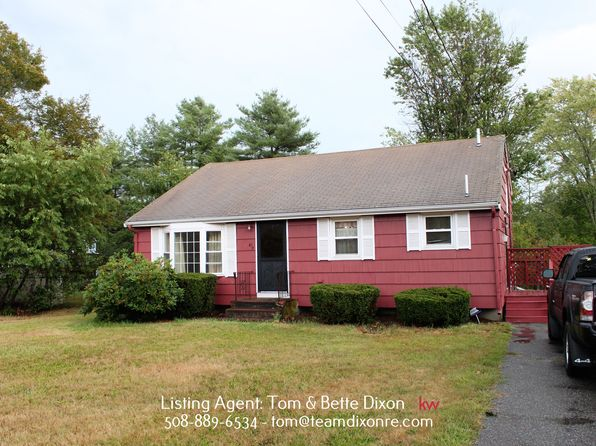 3 bed 2 bath Single Family at 459 N QUINCY ST BROCKTON, MA, 02302 is for sale at 240k - 1 of 16