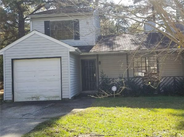 3 bed 2.5 bath Single Family at 709 Pine Tree Trl Atlanta, GA, 30349 is for sale at 32k - google static map