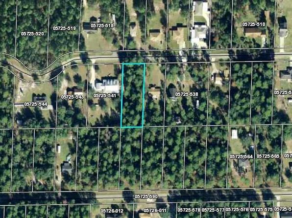 null bed null bath Vacant Land at 510 Judson Dr Perry, FL, 32348 is for sale at 17k - google static map