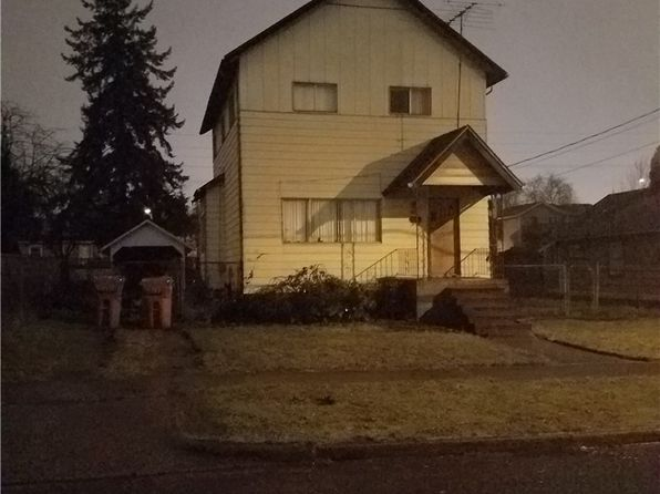 3 bed 2 bath Single Family at 1658 S 47th St Tacoma, WA, 98408 is for sale at 180k - google static map