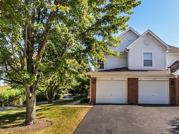 2 bed 3 bath Condo at 1618 Thornfield Ct Roselle, IL, 60172 is for sale at 190k - 1 of 26