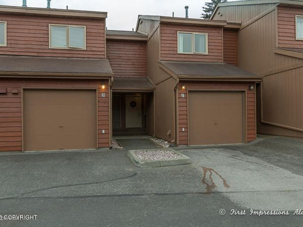 2 bed 1.5 bath Condo at 10212 Jamestown Dr Anchorage, AK, 99507 is for sale at 168k - 1 of 11
