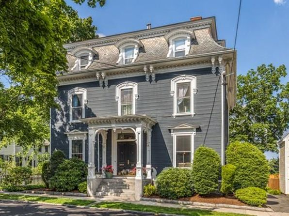 5 bed 4 bath Single Family at 18 BUFFUM ST SALEM, MA, 01970 is for sale at 799k - 1 of 29