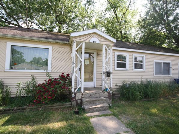 2 bed 1 bath Single Family at 617 Draper St Vicksburg, MI, 49097 is for sale at 25k - google static map