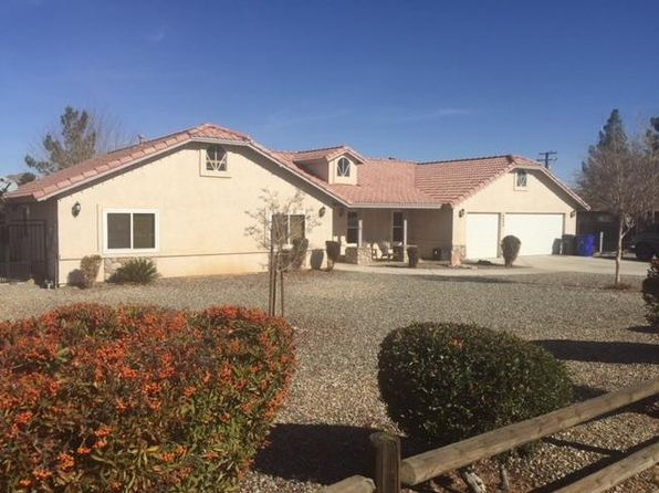 4 bed 2 bath Single Family at Undisclosed Address Apple Valley, CA, 92307 is for sale at 340k - 1 of 30