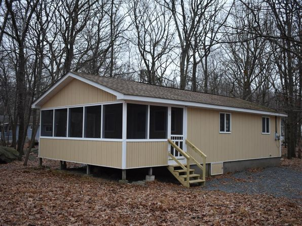2 bed 1 bath Single Family at 103 Northwood Rd Dingmans Ferry, PA, 18328 is for sale at 55k - 1 of 9