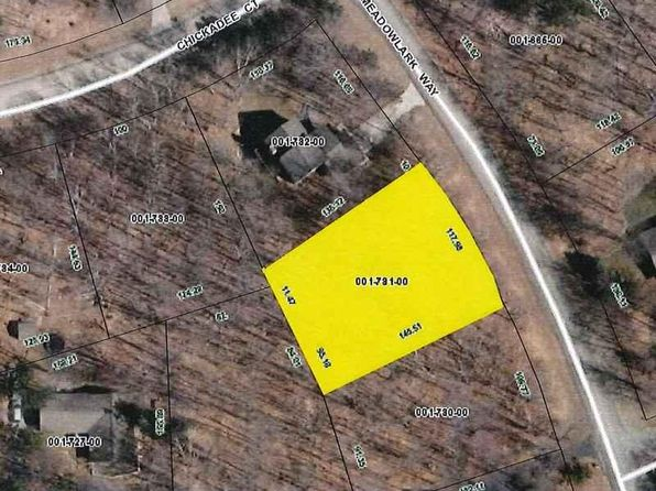 null bed null bath Vacant Land at  Meadowlark Way Gaylord, MI, 49735 is for sale at 2k - google static map