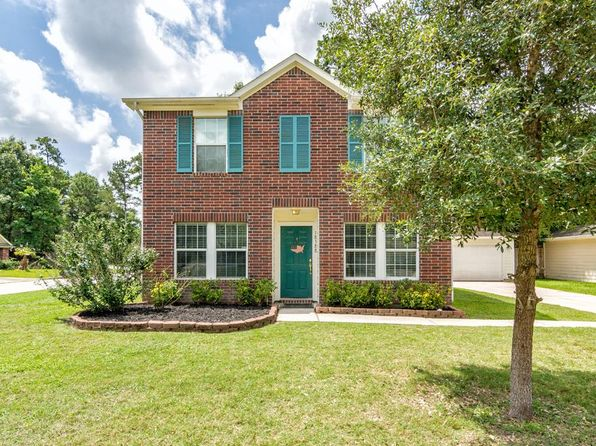 4 bed 3 bath Single Family at 18388 Ten Oaks Ct Porter, TX, 77365 is for sale at 175k - 1 of 23