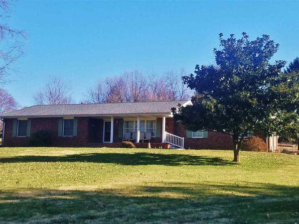 3 bed 2 bath Single Family at 2401 Glennwood Dr Washington, IN, 47501 is for sale at 190k - google static map