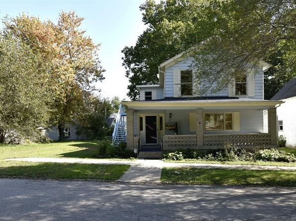 5 bed 3 bath Single Family at 211 S Washington St Knightstown, IN, 46148 is for sale at 78k - 1 of 19