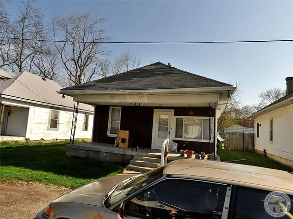 1 bed 1 bath Single Family at 1122 Fox St Springfield, OH, 45503 is for sale at 14k - google static map
