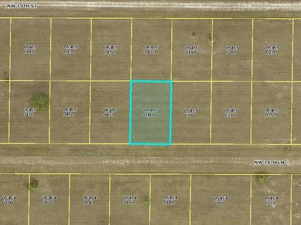 null bed null bath Vacant Land at 4109 NW 38TH TER CAPE CORAL, FL, 33993 is for sale at 16k - google static map