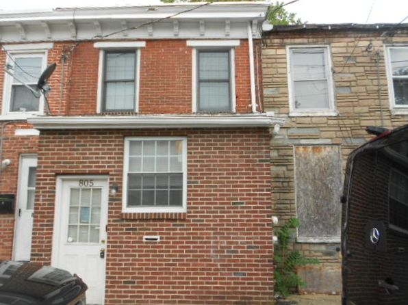 2 bed 2 bath Townhouse at 805 N Church St Wilmington, DE, 19801 is for sale at 35k - 1 of 20