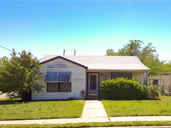 3 bed 1 bath Single Family at 2201 Over St Abilene, TX, 79605 is for sale at 68k - 1 of 28