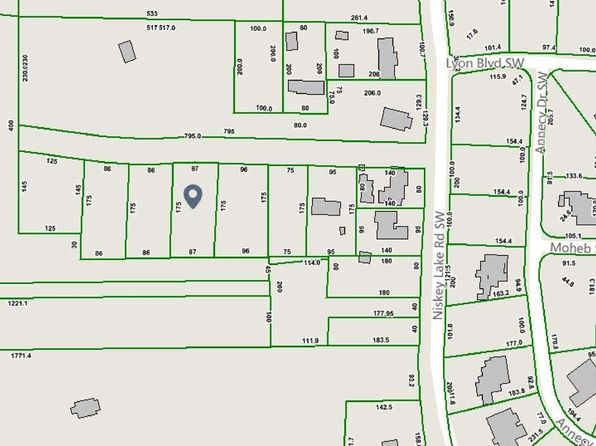 null bed null bath Vacant Land at 0 Thomas Oliver Cir Atlanta, GA, 30331 is for sale at 10k - google static map