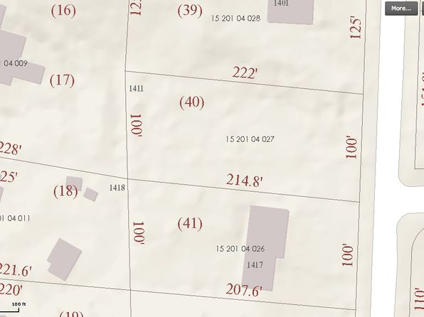 null bed null bath Vacant Land at 1411 Rupert Rd Decatur, GA, 30030 is for sale at 175k - 1 of 2