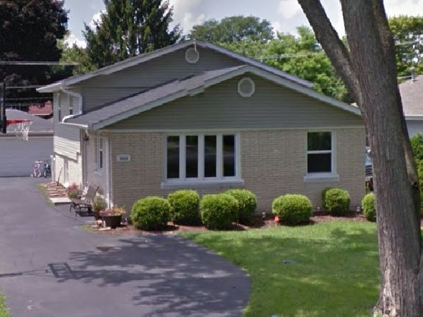 4 bed 1.5 bath Single Family at 4004 N Park St Westmont, IL, 60559 is for sale at 285k - google static map