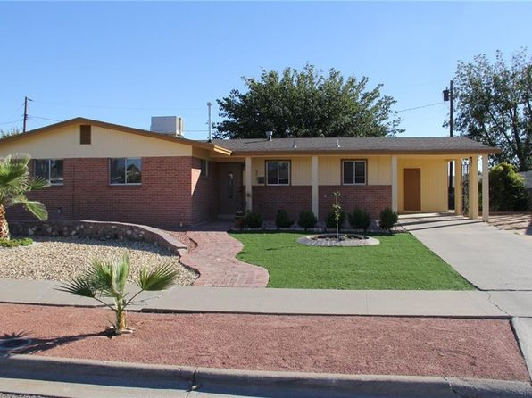 3 bed 2 bath Single Family at 9812 FUCHSIA CT EL PASO, TX, 79925 is for sale at 136k - 1 of 73