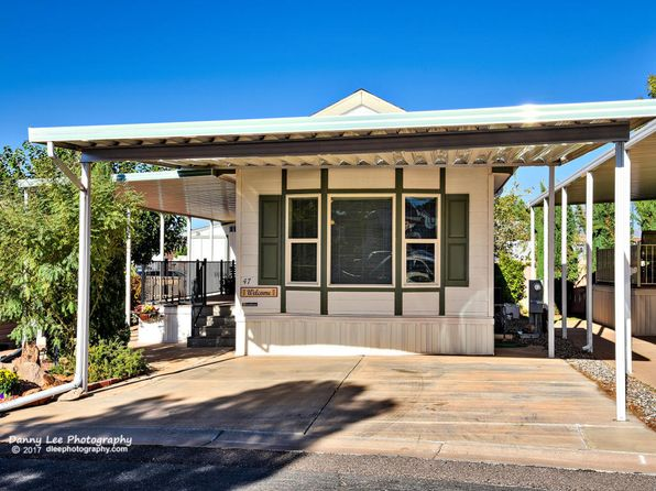 1 bed 1 bath Mobile / Manufactured at 448 E Telegraph St Washington, UT, 84780 is for sale at 113k - 1 of 22