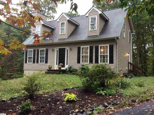 3 bed 3 bath Single Family at 4003 Ruth Rd Madison, VA, 22727 is for sale at 269k - 1 of 38