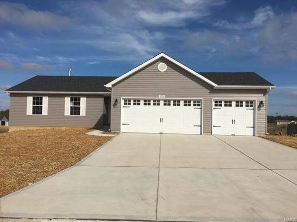 3 bed 2 bath Single Family at 520 Falcons Flight Wright City, MO, 63390 is for sale at 157k - google static map
