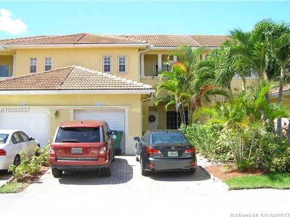 3 bed 3 bath Townhouse at 13240 SW 143rd Ter Miami, FL, 33186 is for sale at 266k - 1 of 20