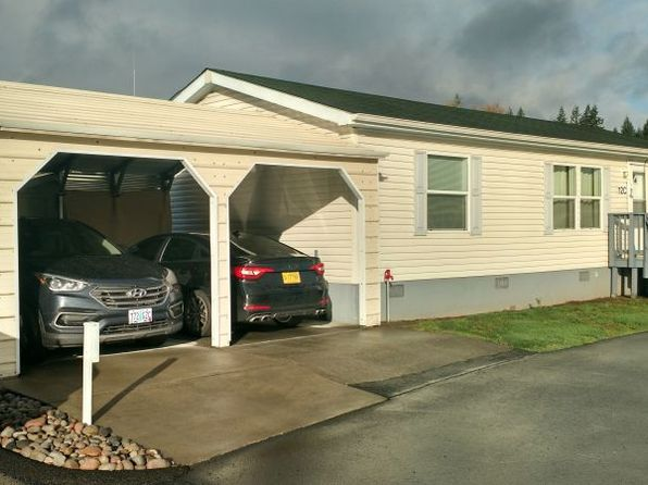 2 bed 2 bath Mobile / Manufactured at 214 Chapman Rd Castle Rock, WA, 98611 is for sale at 64k - 1 of 16
