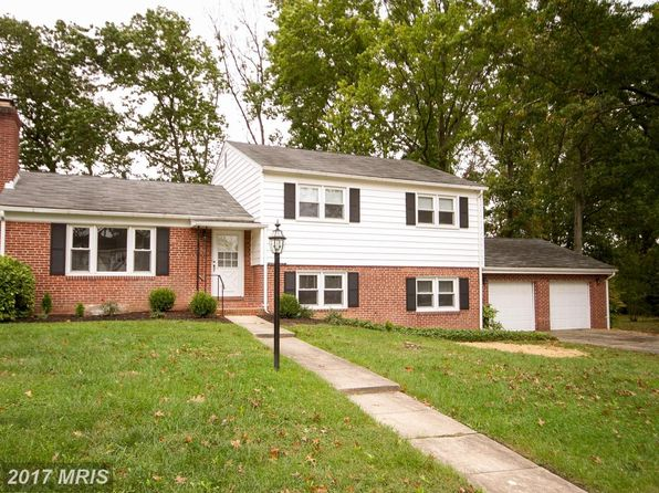 4 bed 3 bath Single Family at 125 Margate Rd Lutherville, MD, 21093 is for sale at 485k - 1 of 23