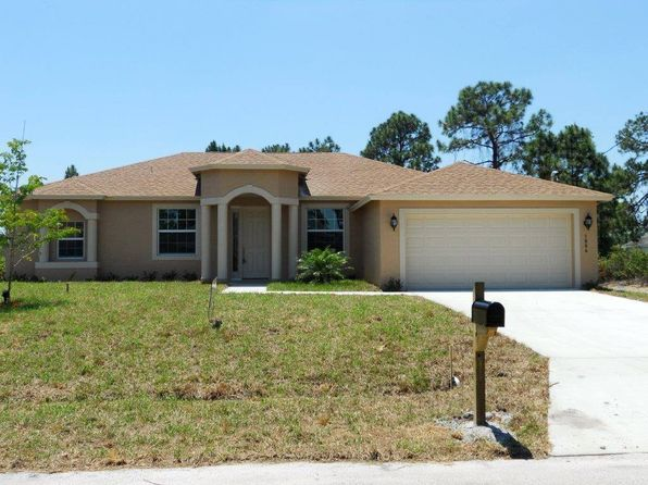 4 bed 3 bath Single Family at 1856 SW Fears Ave Port Saint Lucie, FL, 34953 is for sale at 259k - 1 of 8