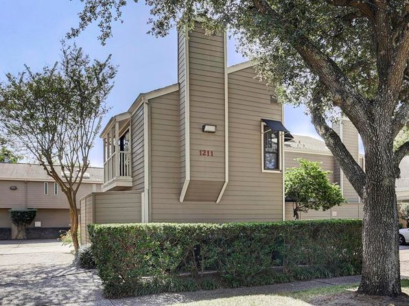 1 bed 2 bath Townhouse at 1211 Jackson Blvd Houston, TX, 77006 is for sale at 195k - 1 of 16