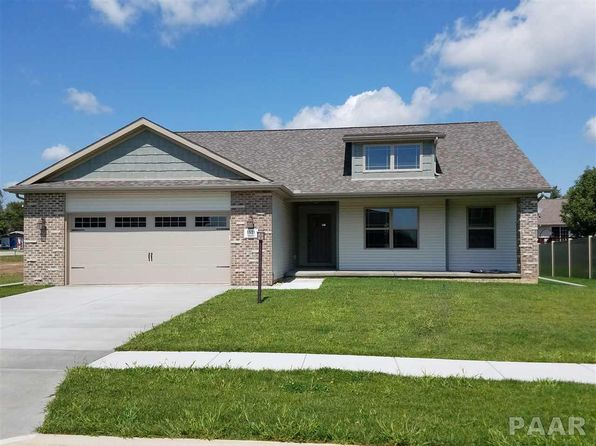 4 bed 3 bath Single Family at 1521 Harborway Dr Chillicothe, IL, 61523 is for sale at 225k - 1 of 25