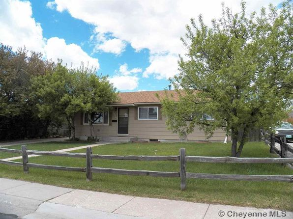 6 bed 2 bath Single Family at 4906 Powderhouse Rd Cheyenne, WY, 82009 is for sale at 202k - 1 of 9