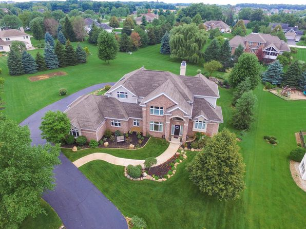 5 bed 5 bath Single Family at 1586 Kirby Ct Belvidere, IL, 61008 is for sale at 500k - 1 of 17