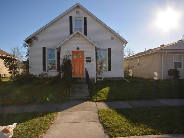 4 bed 1 bath Single Family at 209 E Pearl St Wapakoneta, OH, 45895 is for sale at 80k - 1 of 29