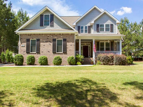4 bed 3 bath Single Family at 210 Foxcroft Rd Whispering Pines, NC, 28327 is for sale at 325k - 1 of 33
