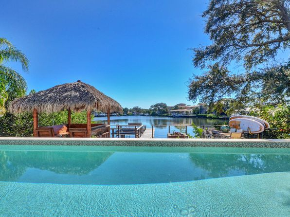 Concrete Patio Beach Park Real Estate Tampa Homes For Zillow