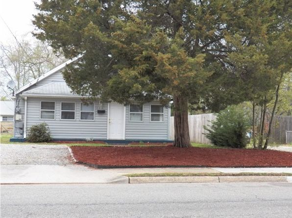 3 bed 1 bath Single Family at 106 Colony Rd Newport News, VA, 23602 is for sale at 120k - 1 of 12
