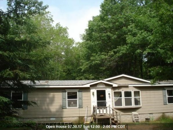 3 bed 2 bath Single Family at N1557 Spring Glen Rd Keshena, WI, 54135 is for sale at 125k - 1 of 16