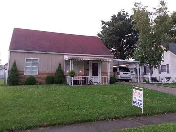 3 bed 1 bath Single Family at 167 Cedarwood Dr Chillicothe, OH, 45601 is for sale at 87k - 1 of 16