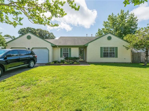 3 bed 2 bath Single Family at 2060 Schubert Dr Virginia Beach, VA, 23454 is for sale at 280k - 1 of 32