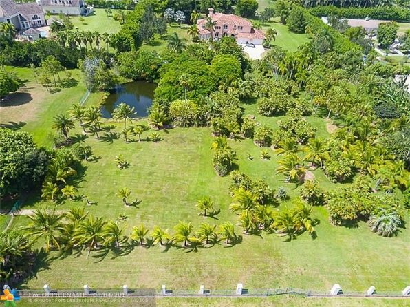 null bed null bath Vacant Land at 12801 Old Sheridan St Southwest Ranches, FL, 33330 is for sale at 500k - 1 of 28