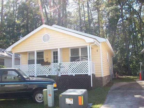 2 bed 2 bath Single Family at 813 Jensen Ln Myrtle Beach, SC, 29577 is for sale at 89k - 1 of 14