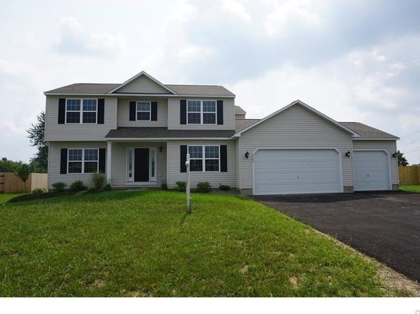 4 bed 3 bath Single Family at 8417 Mediator Way Clay, NY, 13041 is for sale at 300k - google static map