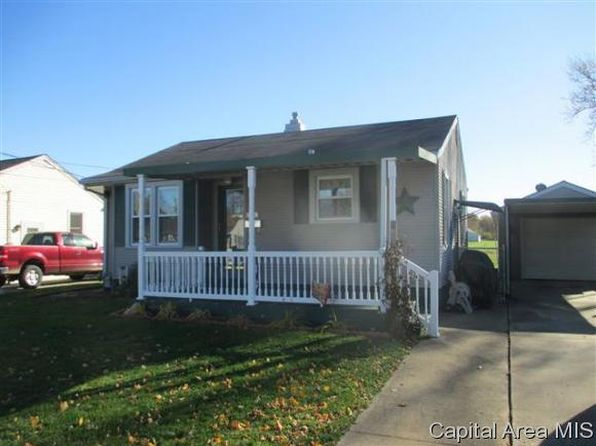 2 bed 1 bath Single Family at 825 Freedman St Jacksonville, IL, 62650 is for sale at 75k - 1 of 9
