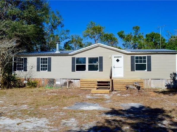 3 bed 2 bath Mobile / Manufactured at 42348 Saint Claire Lake Dr Deland, FL, 32720 is for sale at 79k - 1 of 12