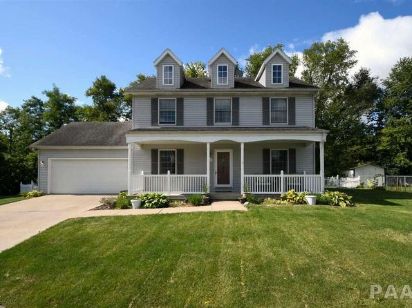 4 bed 4 bath Single Family at 210 Madissyn Ct East Peoria, IL, 61611 is for sale at 190k - 1 of 35