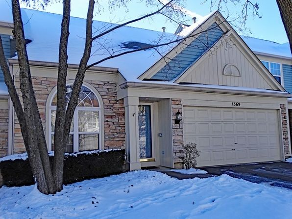 2 bed 3 bath Townhouse at 1369 Diamond Dr Hoffman Estates, IL, 60192 is for sale at 275k - 1 of 29