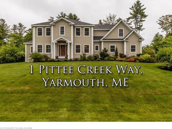 4 bed 4 bath Single Family at 1 Pittee Creek Way Yarmouth, ME, 04096 is for sale at 859k - 1 of 33