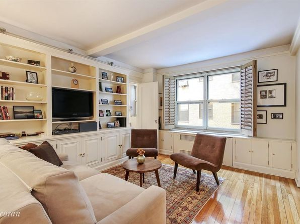 1 bed 1 bath Cooperative at 424 E 52nd St New York, NY, 10022 is for sale at 495k - 1 of 5